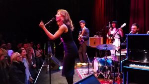 My Side Project, a subset of the band Lake Street Dive, performs at OBERON