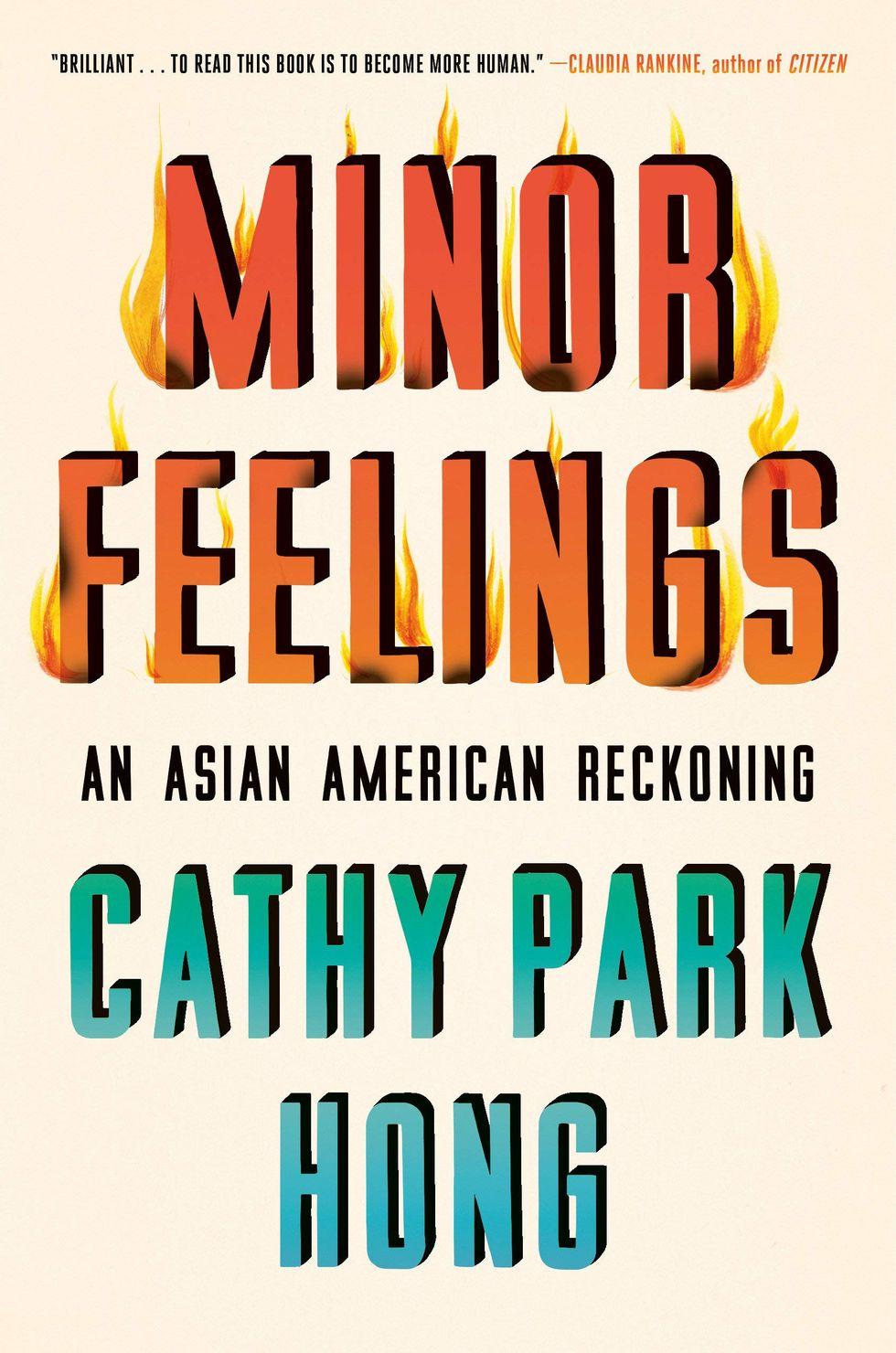 Book Cover: Minor Feelings
